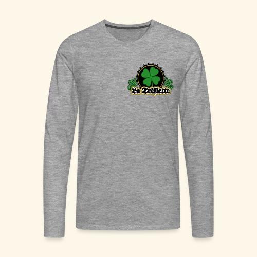 La Trèflette V.2 - T-shirt manches longues Premium Homme