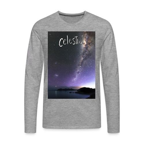celestial. - Men's Premium Longsleeve Shirt