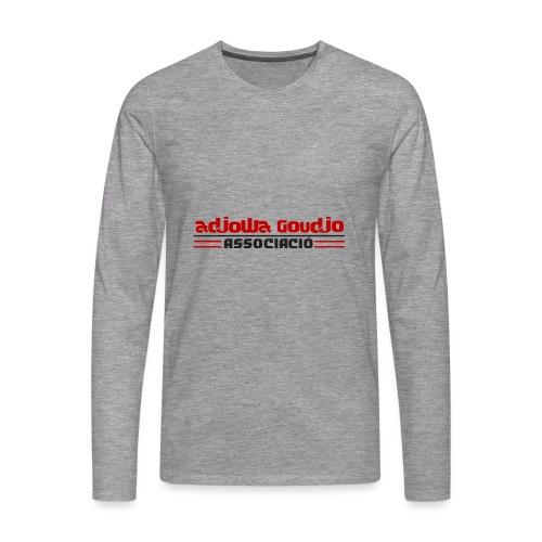 Asociación Adjowa Goudjo - Camiseta de manga larga premium hombre
