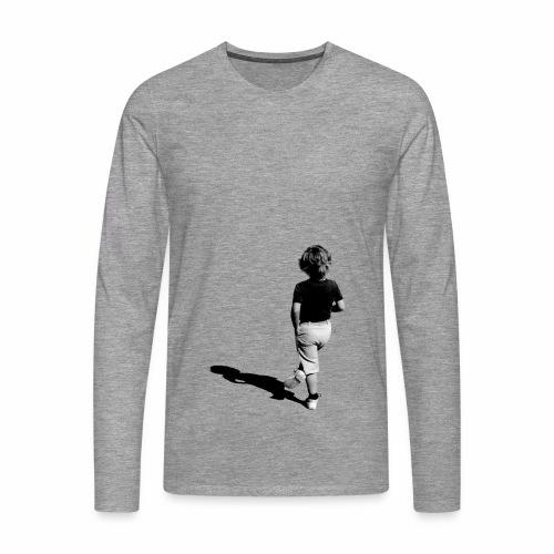 Shadow - Men's Premium Longsleeve Shirt