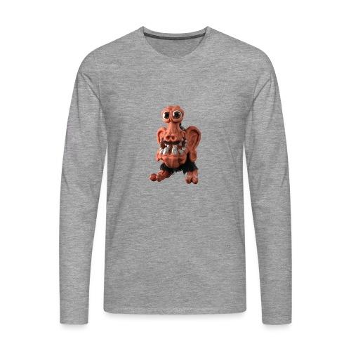Very positive monster - Men's Premium Longsleeve Shirt