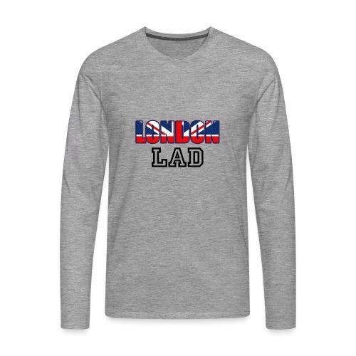 London Lad - Men's Premium Longsleeve Shirt