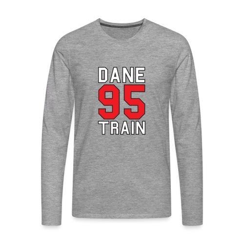Dane Train #95 - Männer Premium Langarmshirt