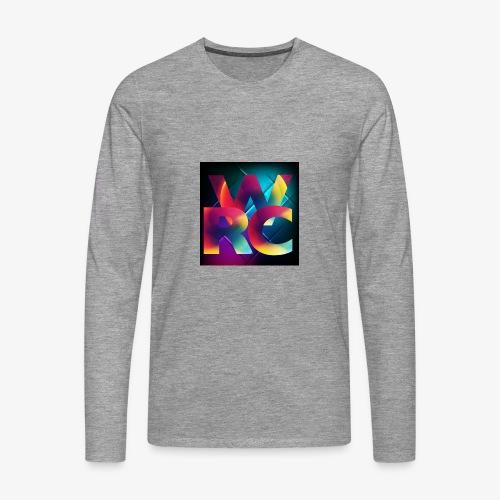 WeaRCore - T-shirt manches longues Premium Homme