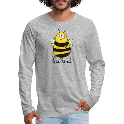Bee kid - Men's Premium Longsleeve Shirt