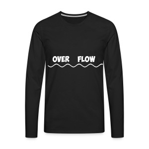Over Flow - Men's Premium Longsleeve Shirt