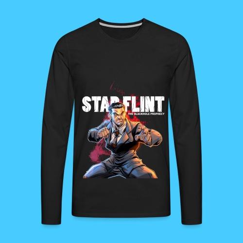 Draco Vargas 2 - T-shirt manches longues Premium Homme