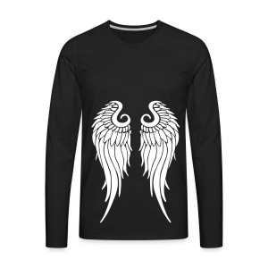 whitewings-ai - Men's Premium Longsleeve Shirt