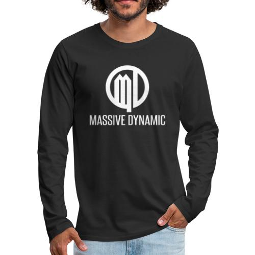Massive Dynamic - Männer Premium Langarmshirt
