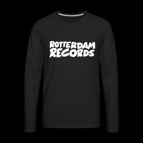 Rotterdam Records - Men's Premium Longsleeve Shirt