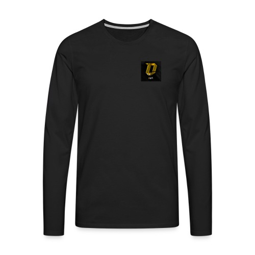 OuTt Merch (OFFICIAL MERCH) - Männer Premium Langarmshirt
