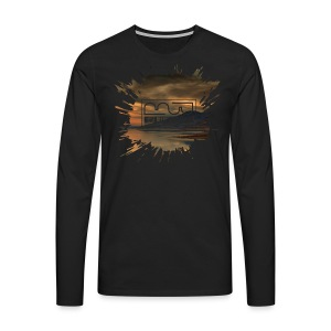 Women's shirt Splatter - Men's Premium Longsleeve Shirt