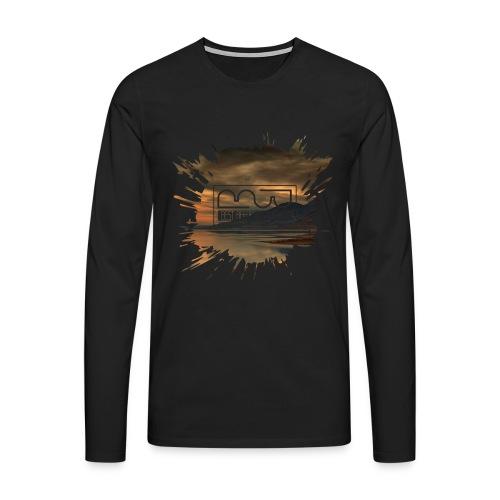 Women's shirt Splatter - Men's Premium Longsleeve Shirt