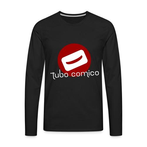 Tubo Comico - maglia premium lunga - Maglietta Premium a manica lunga da uomo