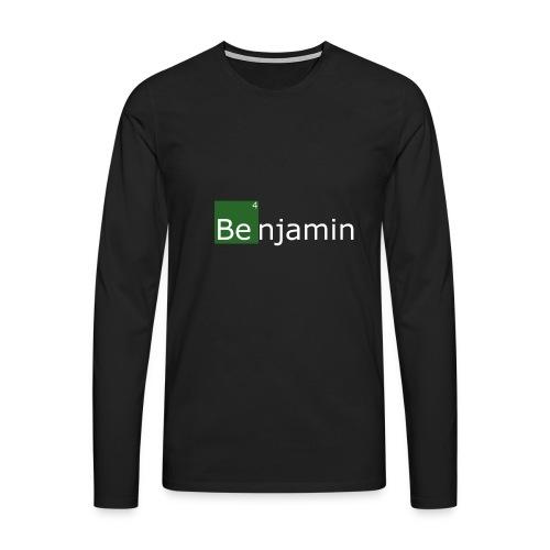 benjamin - T-shirt manches longues Premium Homme