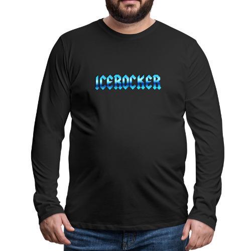 Icerocker - Männer Premium Langarmshirt