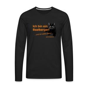 Statement Baalberge - Männer Premium Langarmshirt