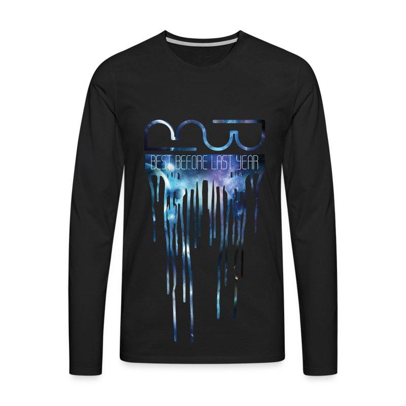 Unisex Hoodie Drops - Men's Premium Longsleeve Shirt