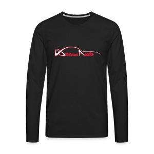 V DreamAuto - T-shirt manches longues Premium Homme