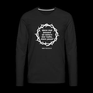 Ostern II - Männer Premium Langarmshirt