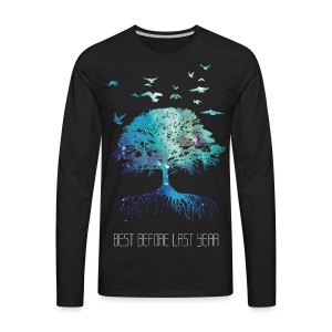 Unisex Hoodie Next Nature - Men's Premium Longsleeve Shirt