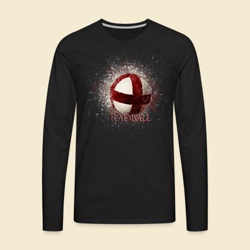 Radball | Ball - Männer Premium Langarmshirt