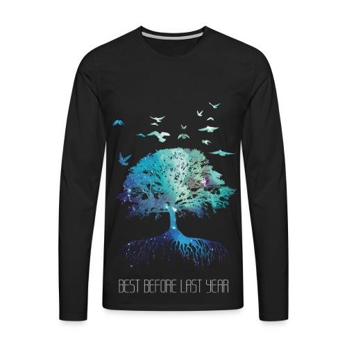 Unisex Hoodie Next Nature - Men's Premium Longsleeve Shirt