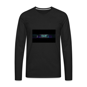 LOGO_Banner_Childs - Men's Premium Longsleeve Shirt