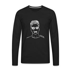The Friday Kleidung - Männer Premium Langarmshirt