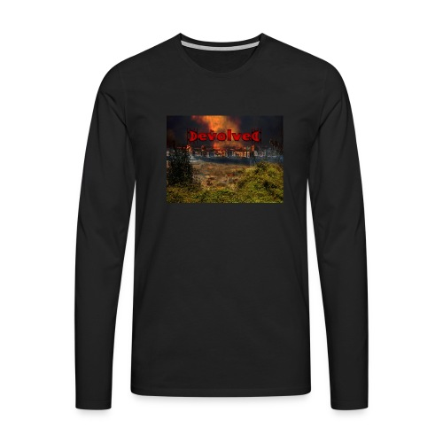 The Devolved Long TS1 - Men's Premium Longsleeve Shirt