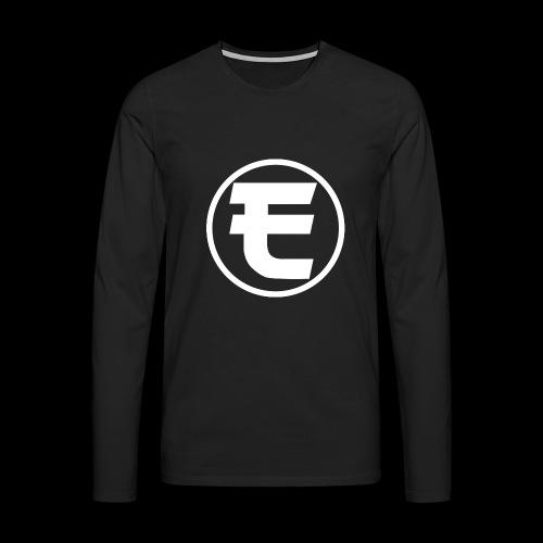 Evanus Shirt Officieel - Mannen Premium shirt met lange mouwen