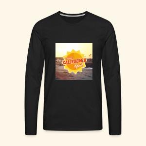 SunRise - T-shirt manches longues Premium Homme