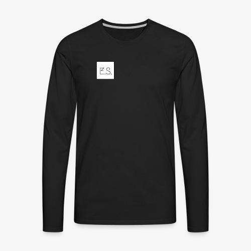 Excessif - Herre premium T-shirt med lange ærmer