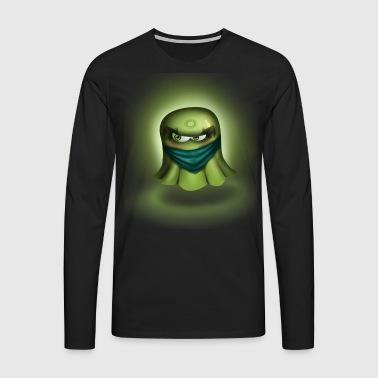 Ninja - T-shirt manches longues Premium Homme
