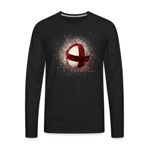 Radball | Cycle Ball - Männer Premium Langarmshirt