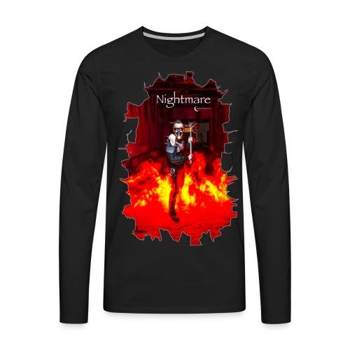 Nightmare - Camiseta de manga larga premium hombre