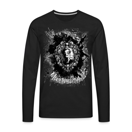 The Abominable Vincent Price - Men's Premium Longsleeve Shirt