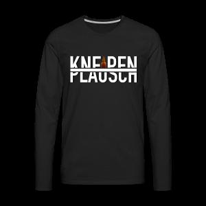 Kneipenplausch Big Edition - Männer Premium Langarmshirt