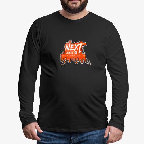 NEXT LEVEL OF OVERCOMING - Camiseta de manga larga premium hombre