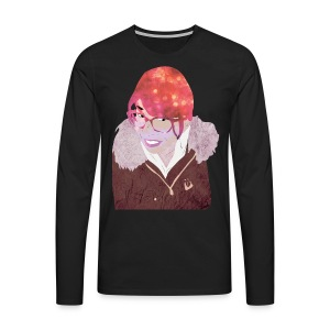 Yuri the traveler - Men's Premium Longsleeve Shirt