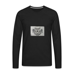 Skulls'N'Sphinx - T-shirt manches longues Premium Homme