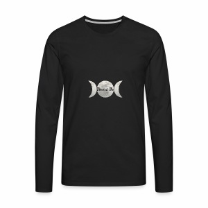 Triple Moon Blessings - Men's Premium Longsleeve Shirt