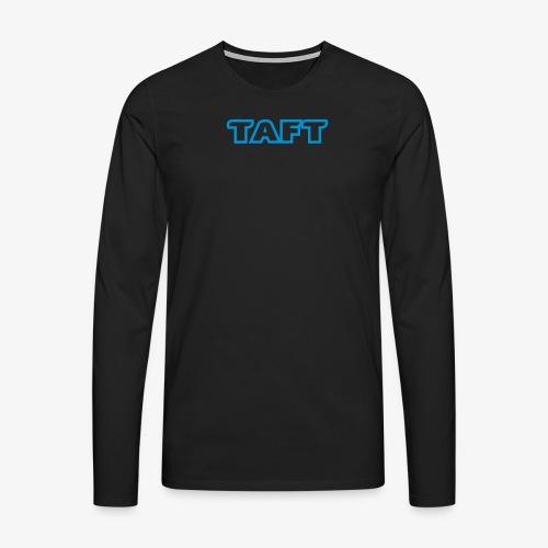 4769739 125264509 TAFT orig - Miesten premium pitkähihainen t-paita