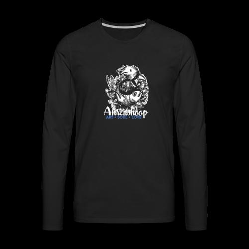 geweihbär Ahrenshoop 2018 - Männer Premium Langarmshirt