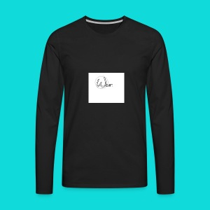 Warranty - Men's Premium Longsleeve Shirt