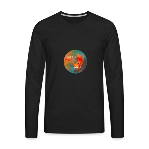 FluxedFoxOffical - Men's Premium Longsleeve Shirt