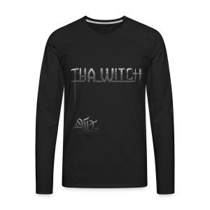 djAd - ThA Witch - T-shirt manches longues Premium Homme