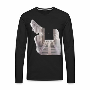 Lady House Exposure - Men's Premium Longsleeve Shirt