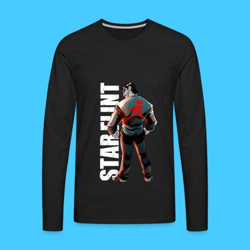 Draco Vargas StarFlint - T-shirt manches longues Premium Homme