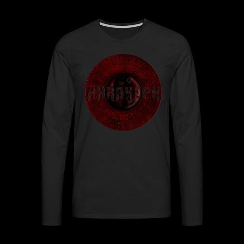 end ii shirt base png - Men's Premium Longsleeve Shirt